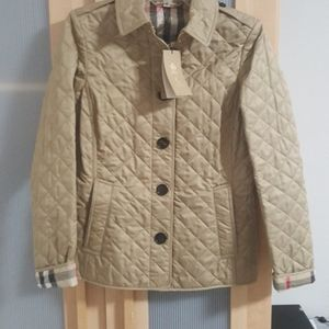 Burberry quilted Ashurst jacket BNWT. XS